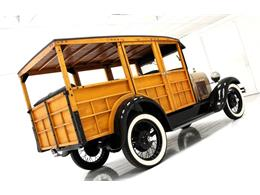 Picture of 1929 Woody Wagon located in Morgantown Pennsylvania Offered by Classic Auto Mall - Q31W
