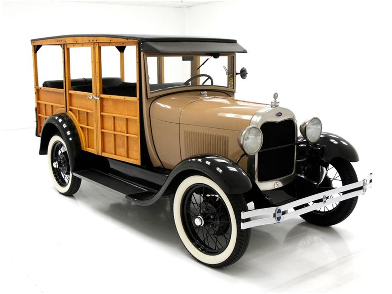 Large Picture of '29 Ford Woody Wagon - $24,900.00 Offered by Classic Auto Mall - Q31W