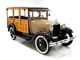 Picture of Classic '29 Ford Woody Wagon - $24,900.00 Offered by Classic Auto Mall - Q31W