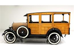 Picture of Classic '29 Woody Wagon Offered by Classic Auto Mall - Q31W