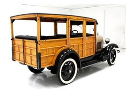 Picture of 1929 Woody Wagon located in Pennsylvania - Q31W