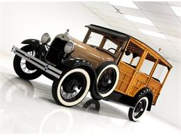 Picture of Classic '29 Woody Wagon - Q31W