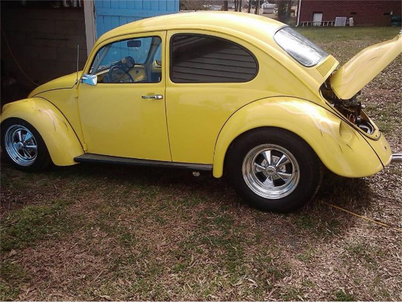 Large Picture of '69 Volkswagen Beetle - $14,495.00 - PY6M
