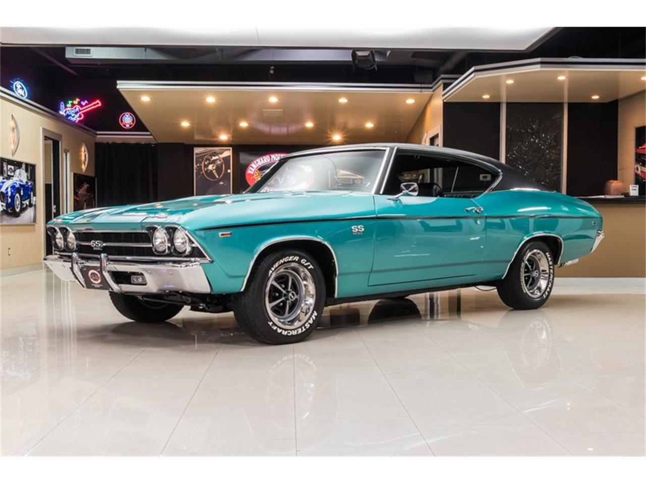 For Sale: 1969 Chevrolet Chevelle in Plymouth, Michigan