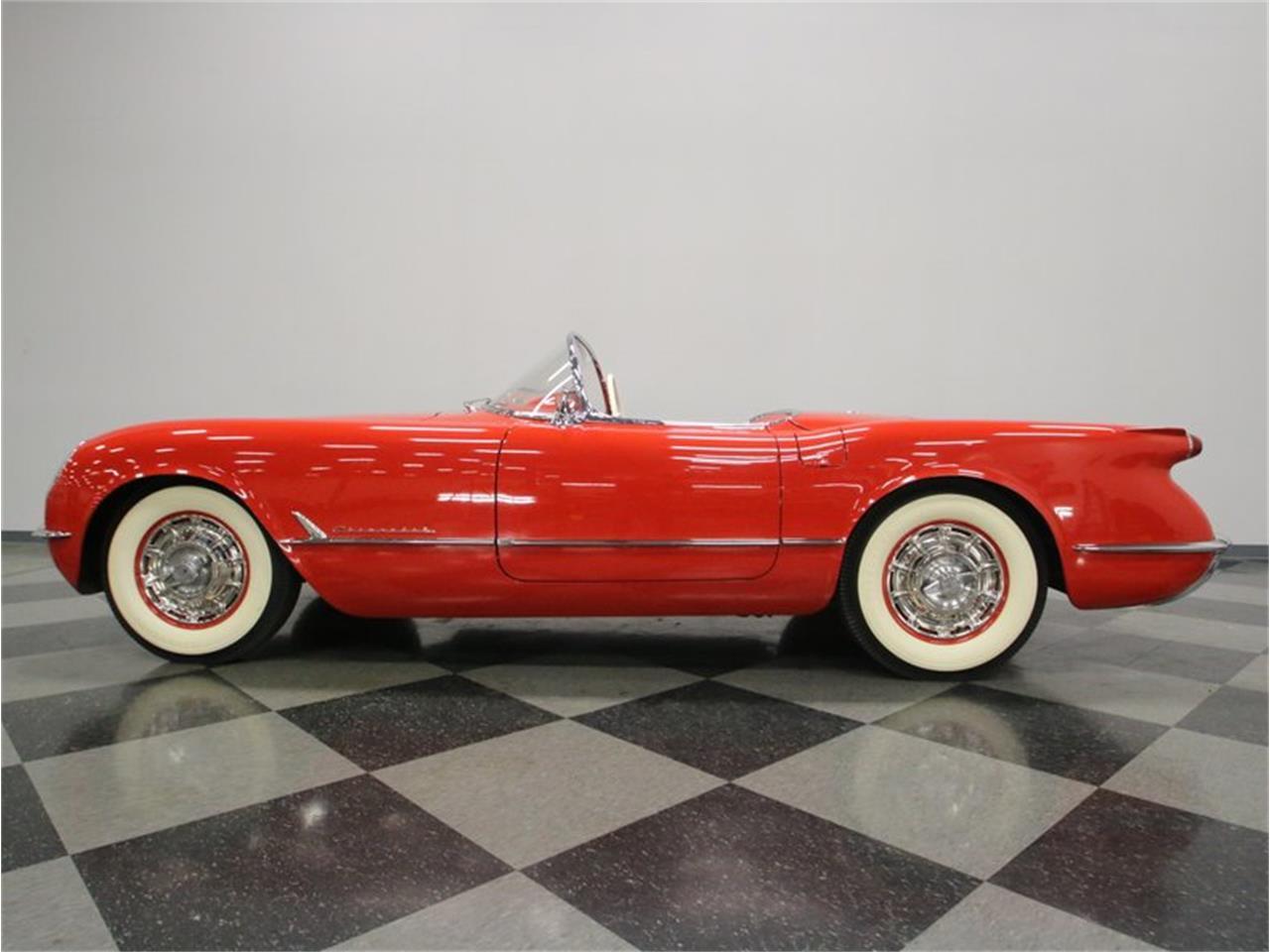 Large Picture of '54 Corvette - Q32L