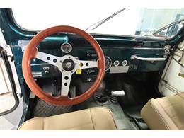 Picture of 1976 CJ5 located in Mesa Arizona Offered by Streetside Classics - Phoenix - Q32M