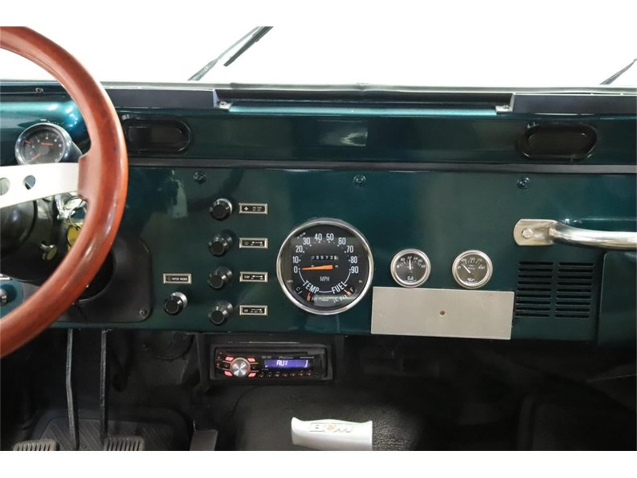 Large Picture of 1976 Jeep CJ5 located in Mesa Arizona - $16,995.00 Offered by Streetside Classics - Phoenix - Q32M
