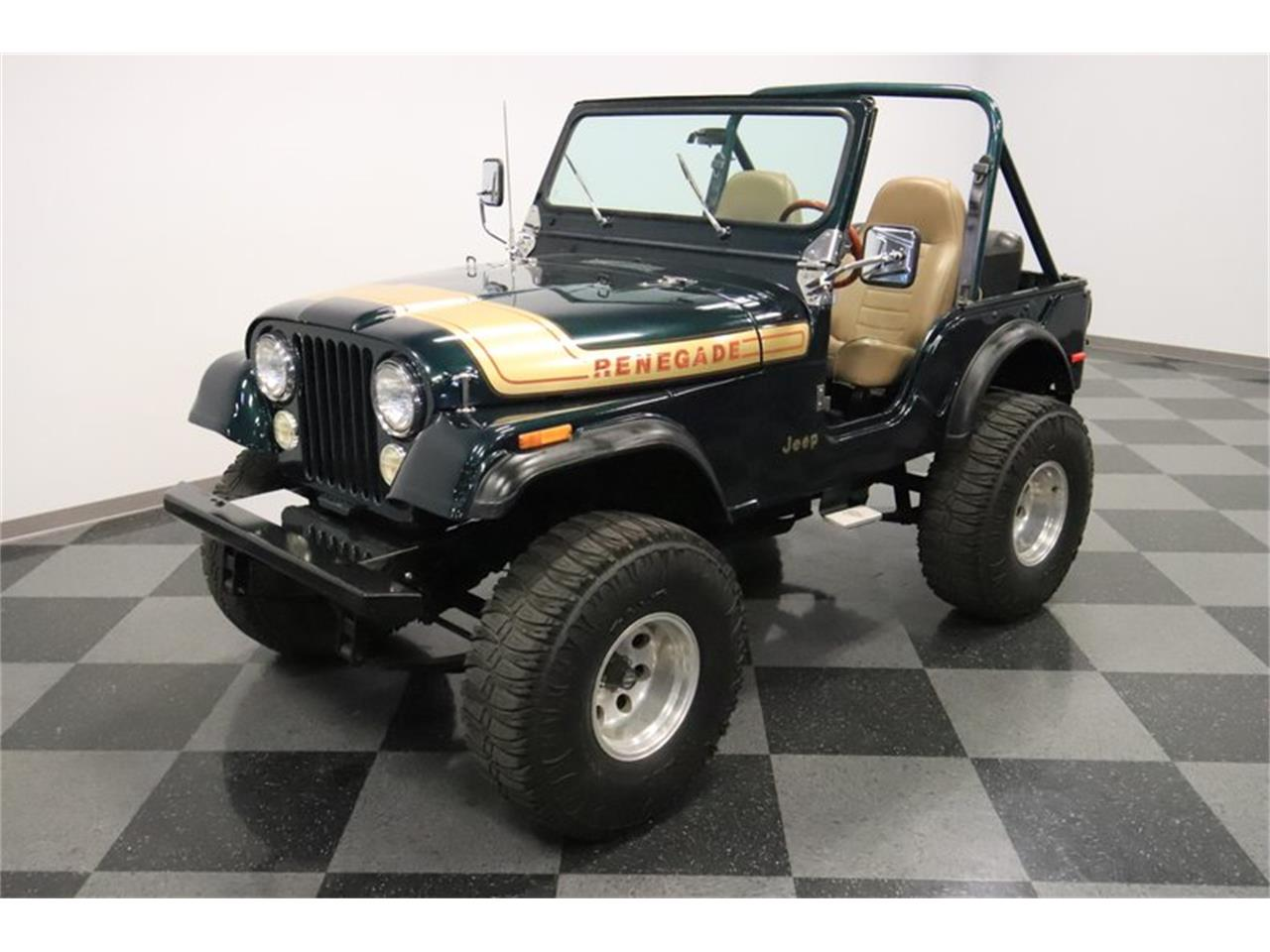 Large Picture of '76 CJ5 - Q32M