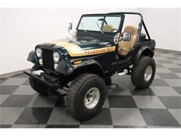 Picture of '76 Jeep CJ5 - $16,995.00 Offered by Streetside Classics - Phoenix - Q32M