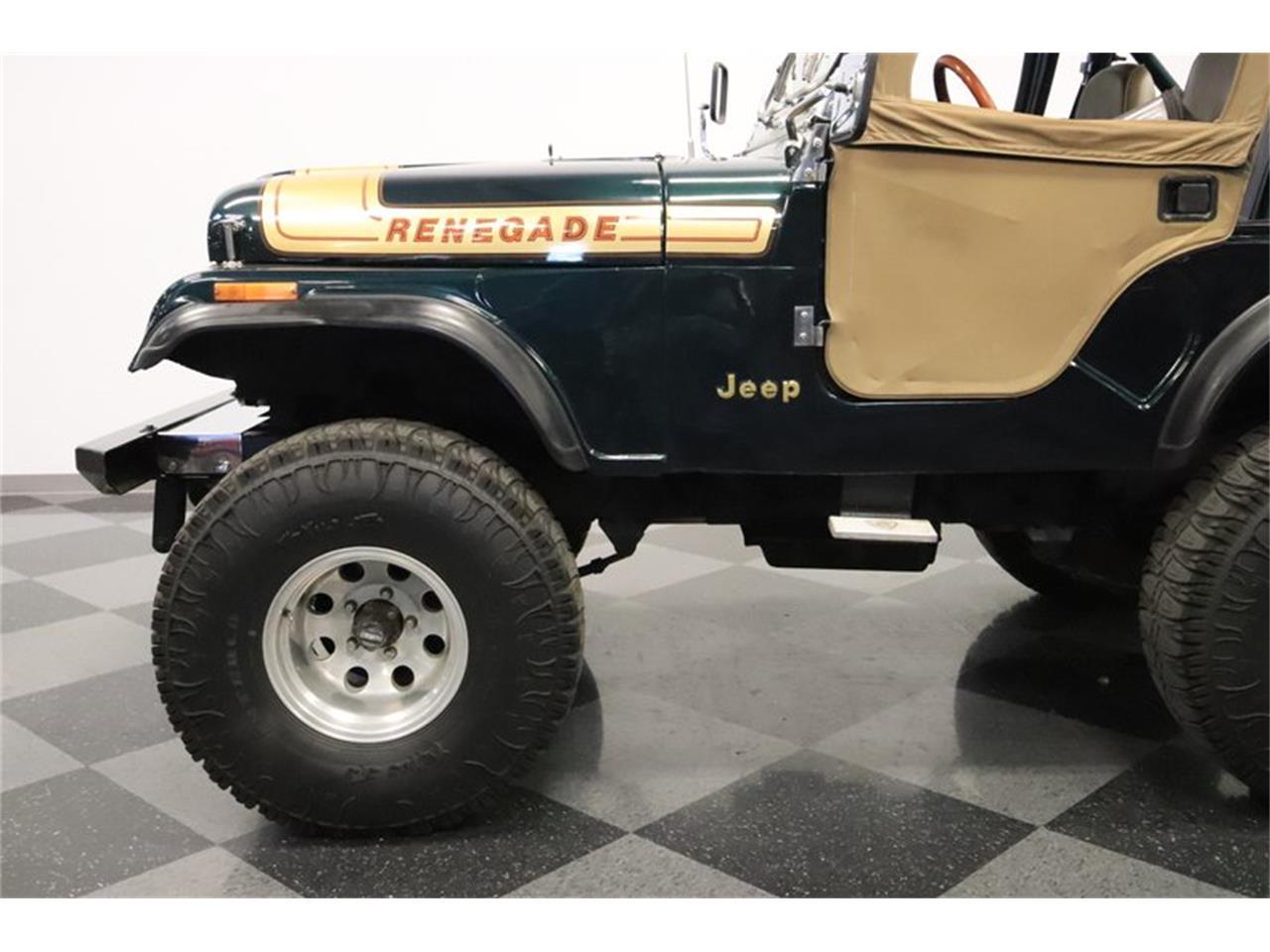 Large Picture of 1976 CJ5 located in Mesa Arizona - $16,995.00 - Q32M
