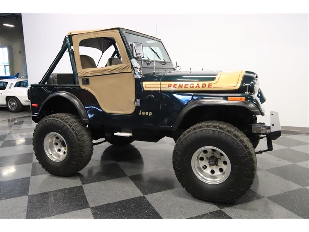 Large Picture of '76 CJ5 located in Arizona - $16,995.00 Offered by Streetside Classics - Phoenix - Q32M