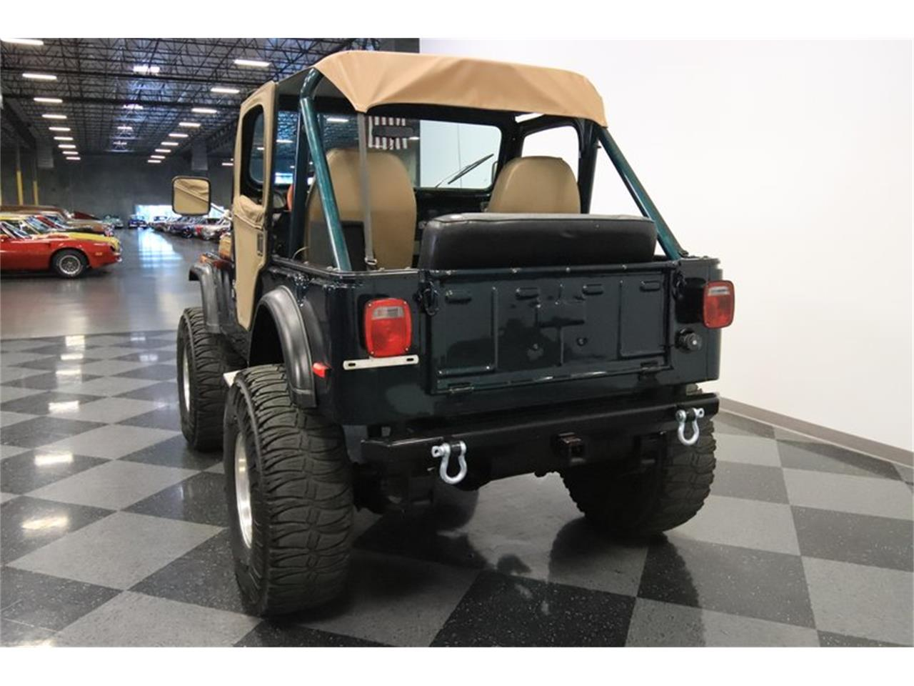 Large Picture of '76 Jeep CJ5 located in Arizona - Q32M