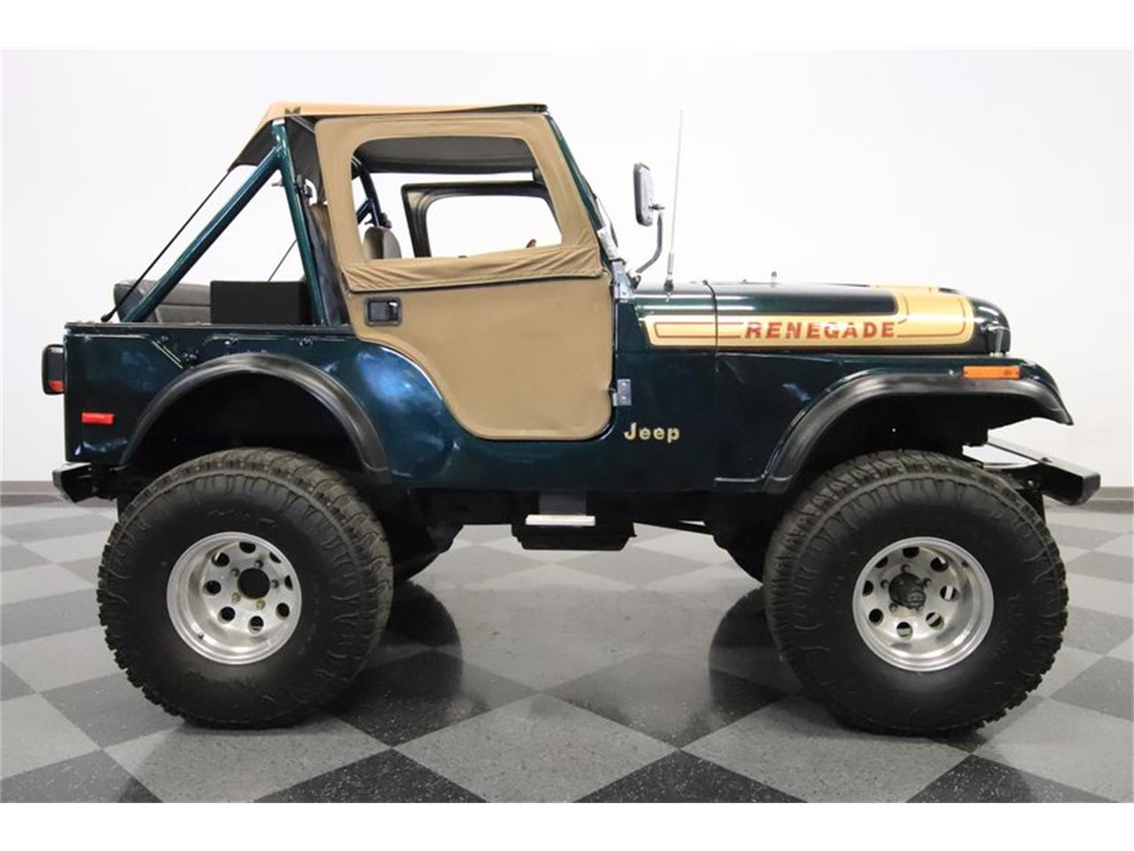 Large Picture of '76 CJ5 Offered by Streetside Classics - Phoenix - Q32M