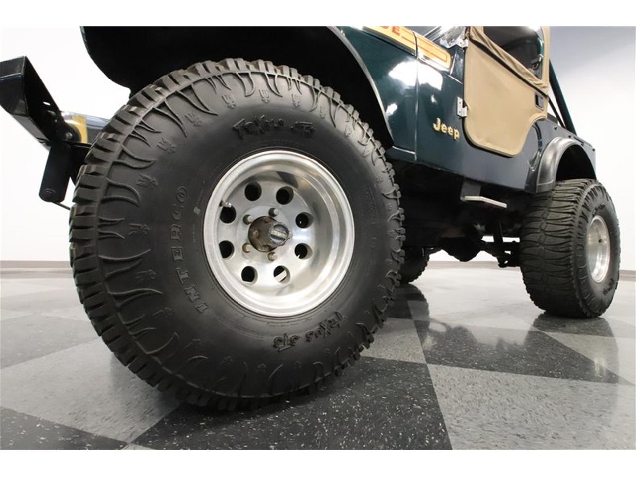 Large Picture of 1976 CJ5 located in Mesa Arizona - $16,995.00 Offered by Streetside Classics - Phoenix - Q32M