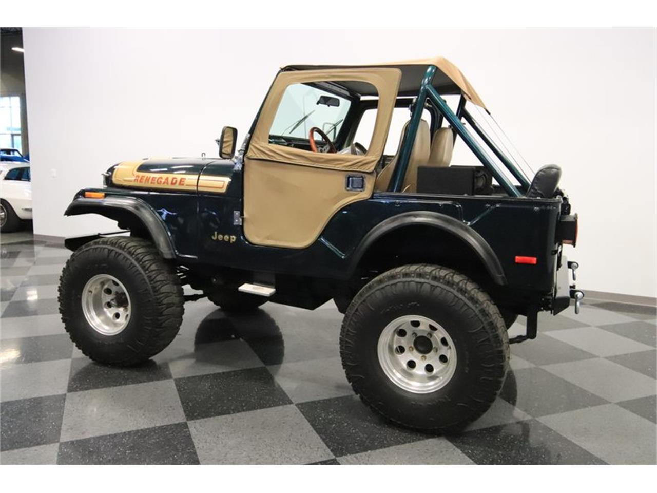 Large Picture of 1976 CJ5 - Q32M