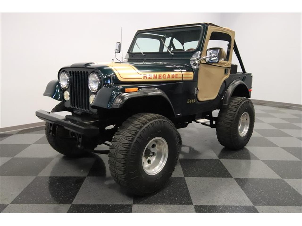 Large Picture of 1976 CJ5 located in Mesa Arizona Offered by Streetside Classics - Phoenix - Q32M