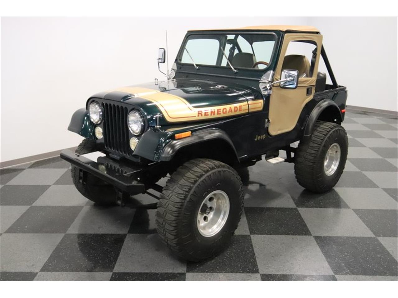 Large Picture of 1976 CJ5 located in Arizona - $16,995.00 Offered by Streetside Classics - Phoenix - Q32M