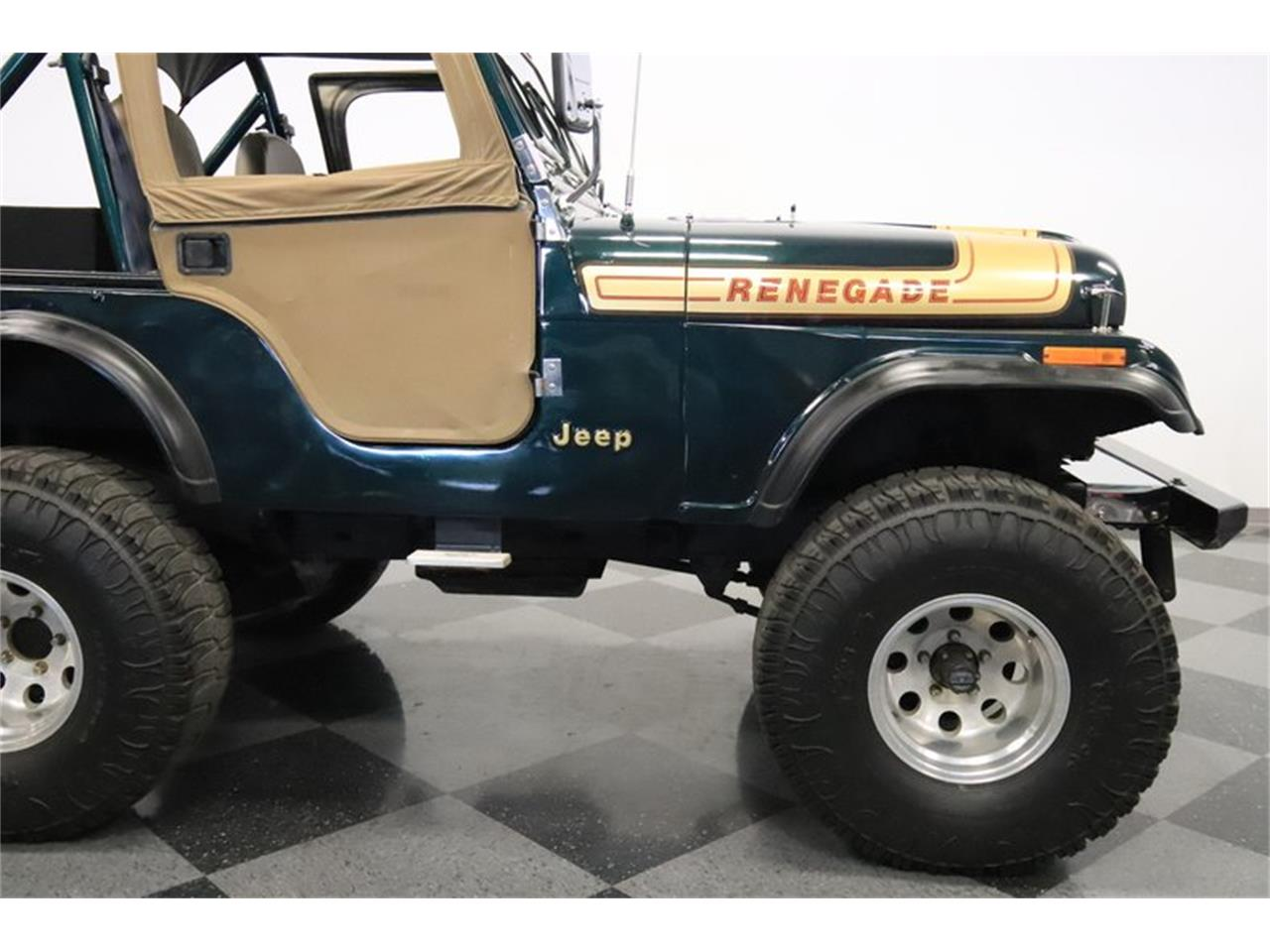 Large Picture of 1976 Jeep CJ5 Offered by Streetside Classics - Phoenix - Q32M
