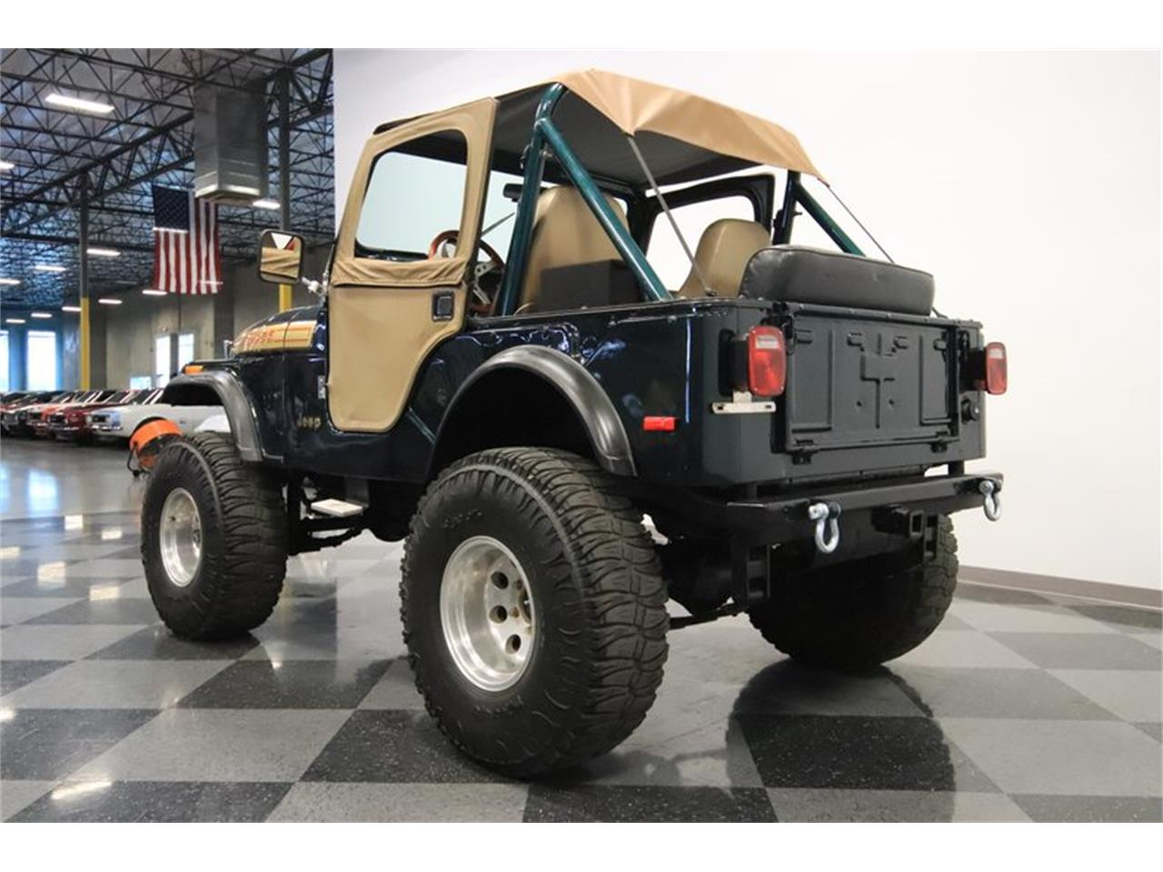 Large Picture of 1976 Jeep CJ5 - $16,995.00 - Q32M