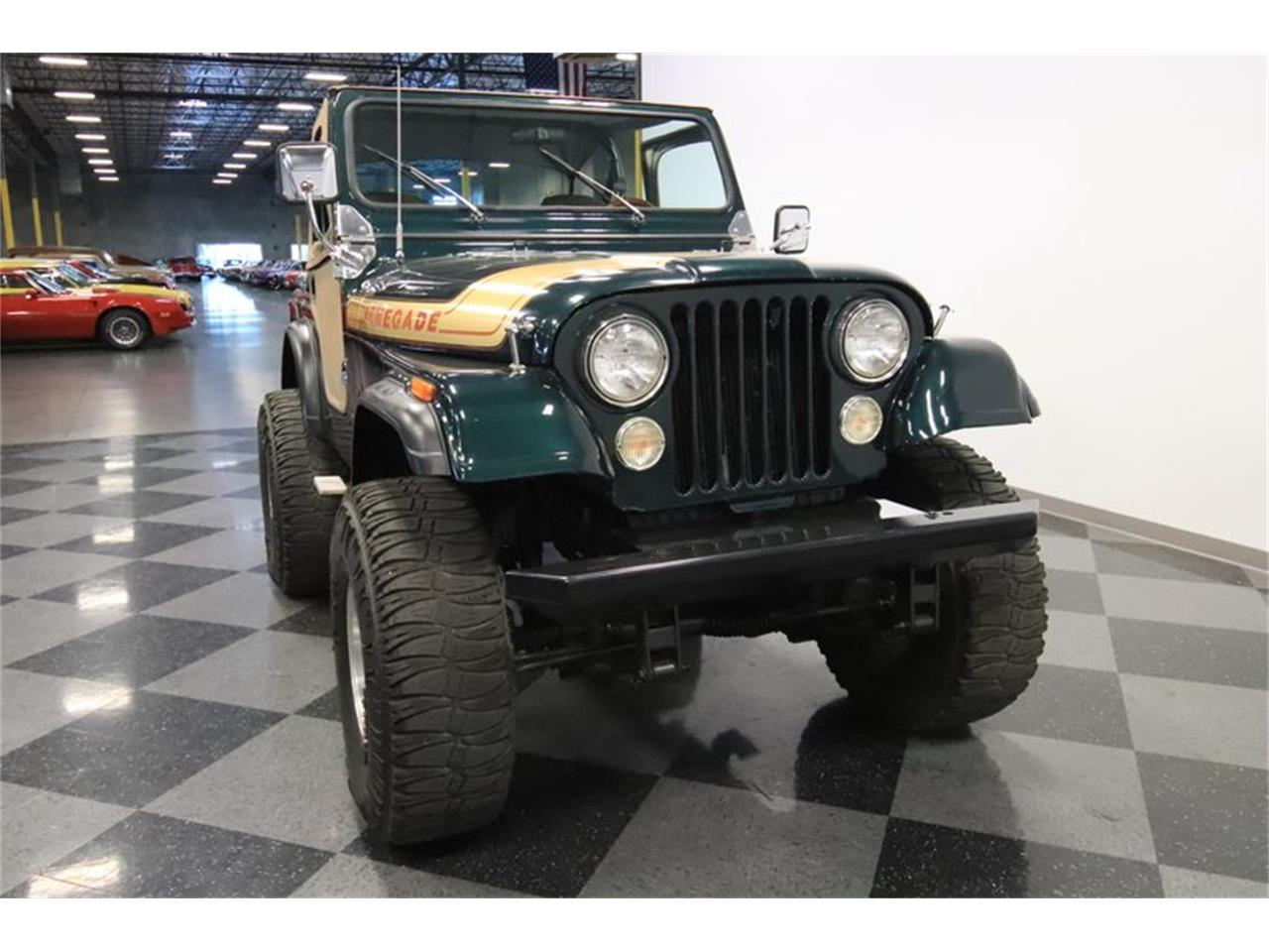 Large Picture of 1976 Jeep CJ5 - $16,995.00 Offered by Streetside Classics - Phoenix - Q32M