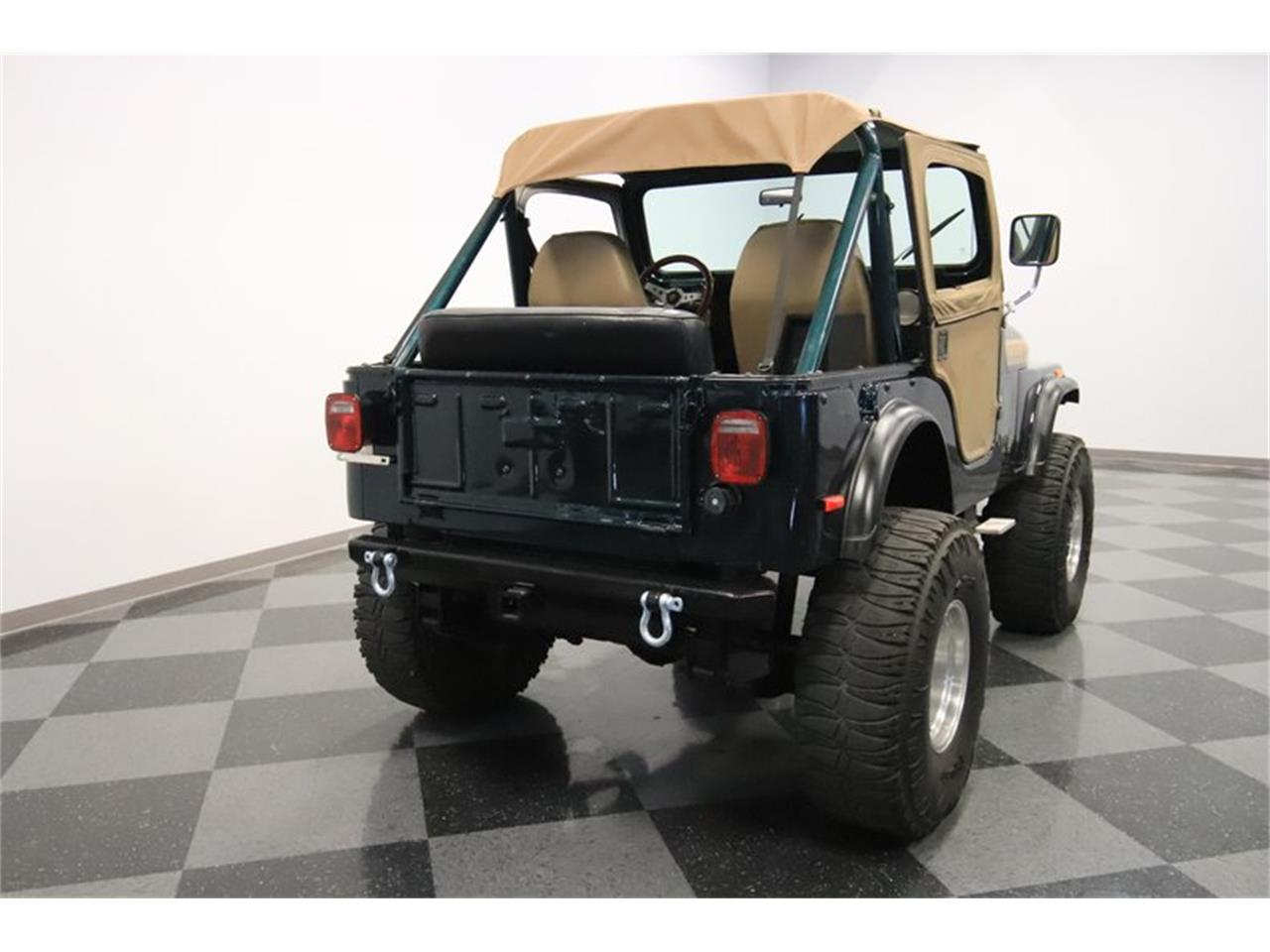 Large Picture of '76 Jeep CJ5 - $16,995.00 Offered by Streetside Classics - Phoenix - Q32M