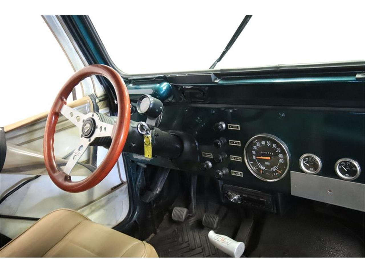 Large Picture of '76 Jeep CJ5 Offered by Streetside Classics - Phoenix - Q32M