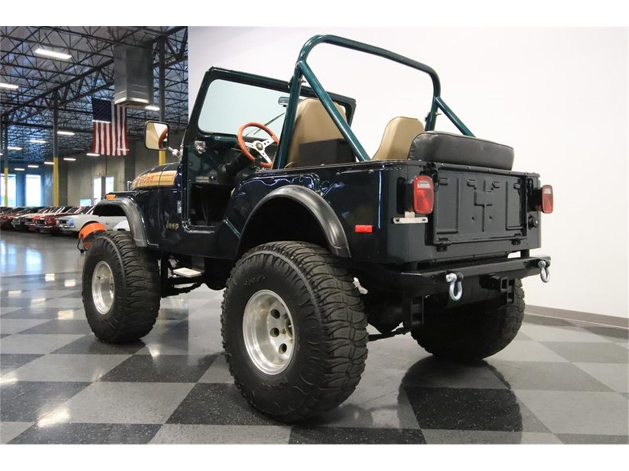 Large Picture of 1976 Jeep CJ5 located in Arizona Offered by Streetside Classics - Phoenix - Q32M