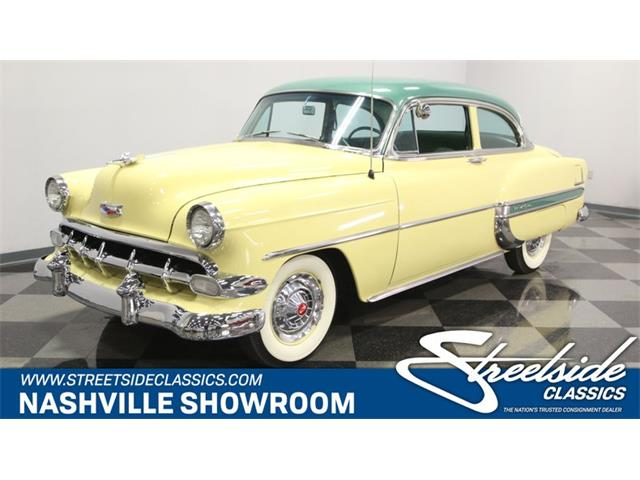 Picture of Classic '54 Chevrolet Bel Air - $23,995.00 Offered by  - Q32N