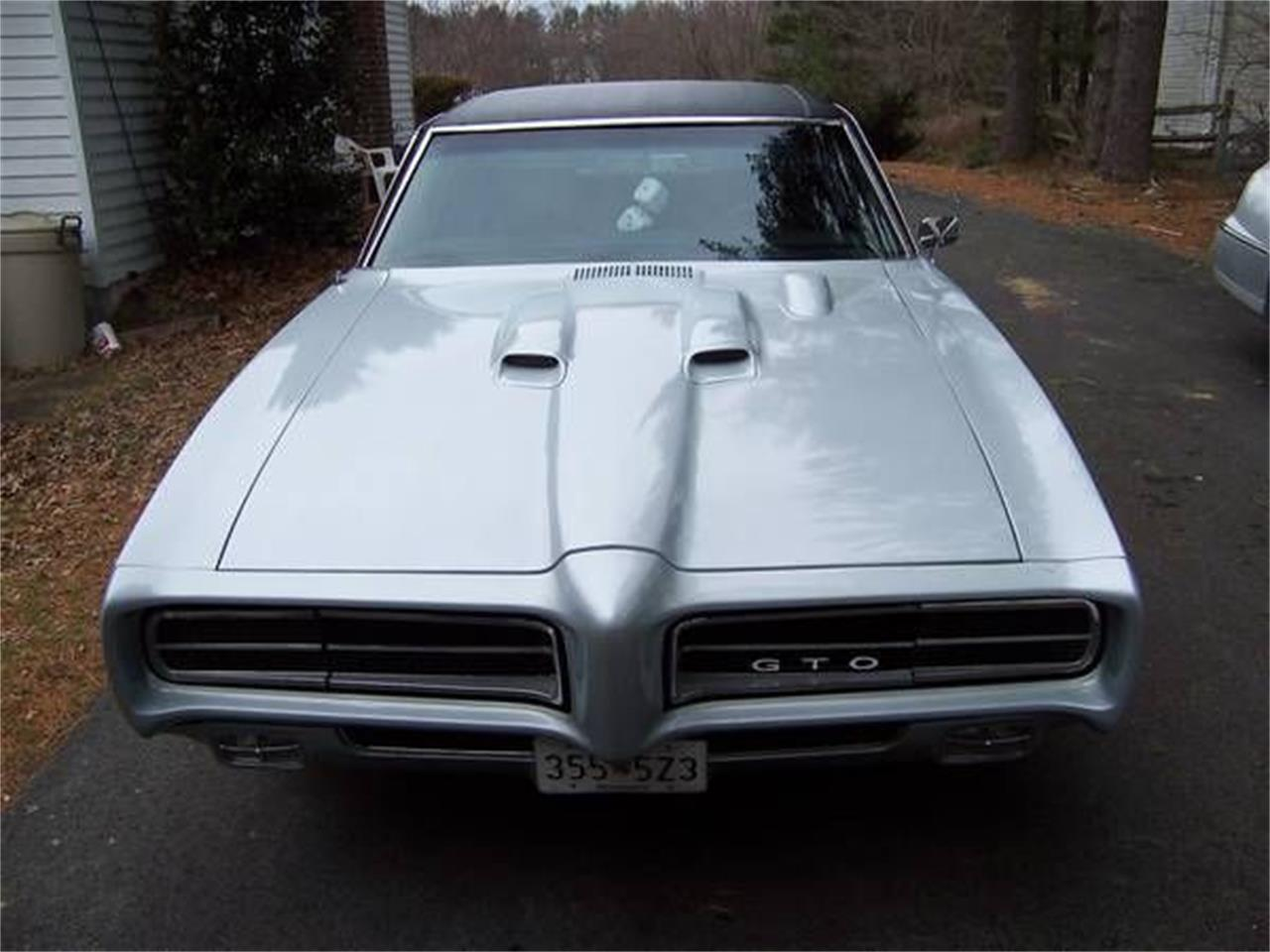 Large Picture of '69 GTO - PY6O