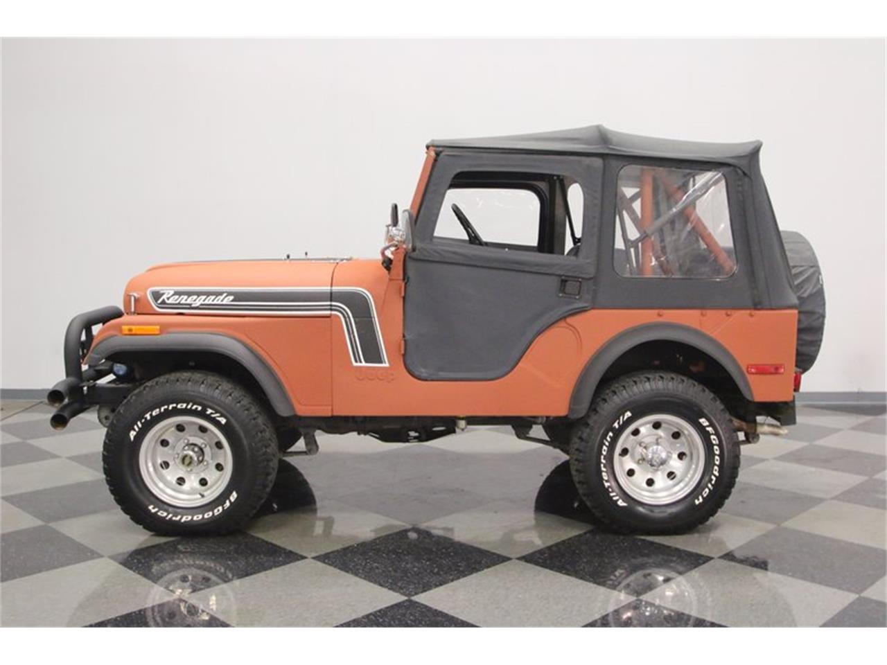 Large Picture of '74 CJ5 - Q32O