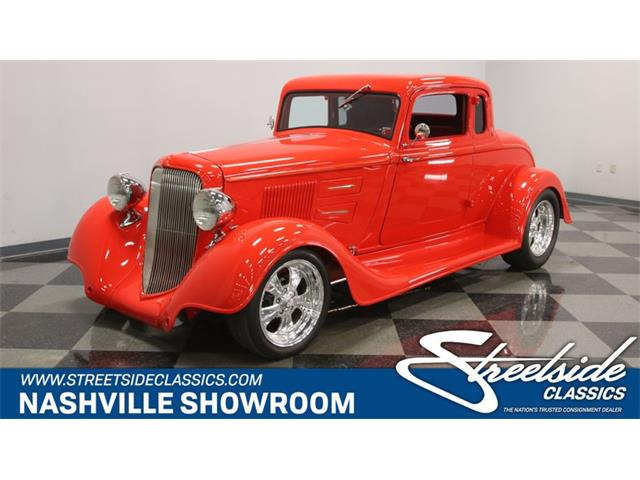 Picture of '34 Coupe - Q32T