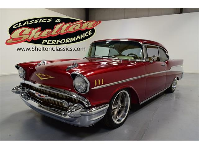 Picture of Classic 1957 Chevrolet Bel Air located in North Carolina - $99,995.00 Offered by  - Q32X