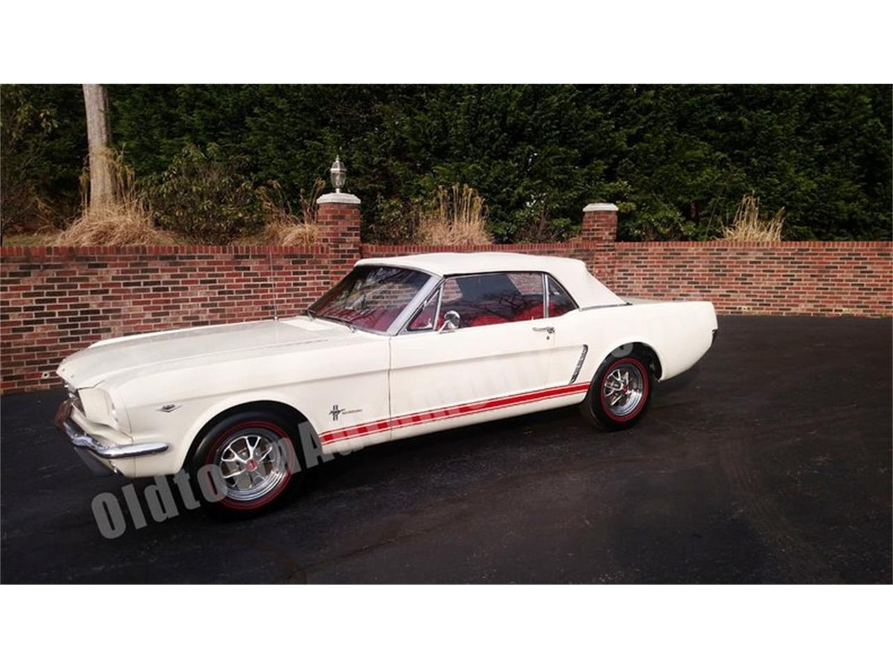 Large Picture of '65 Mustang - PY6Q