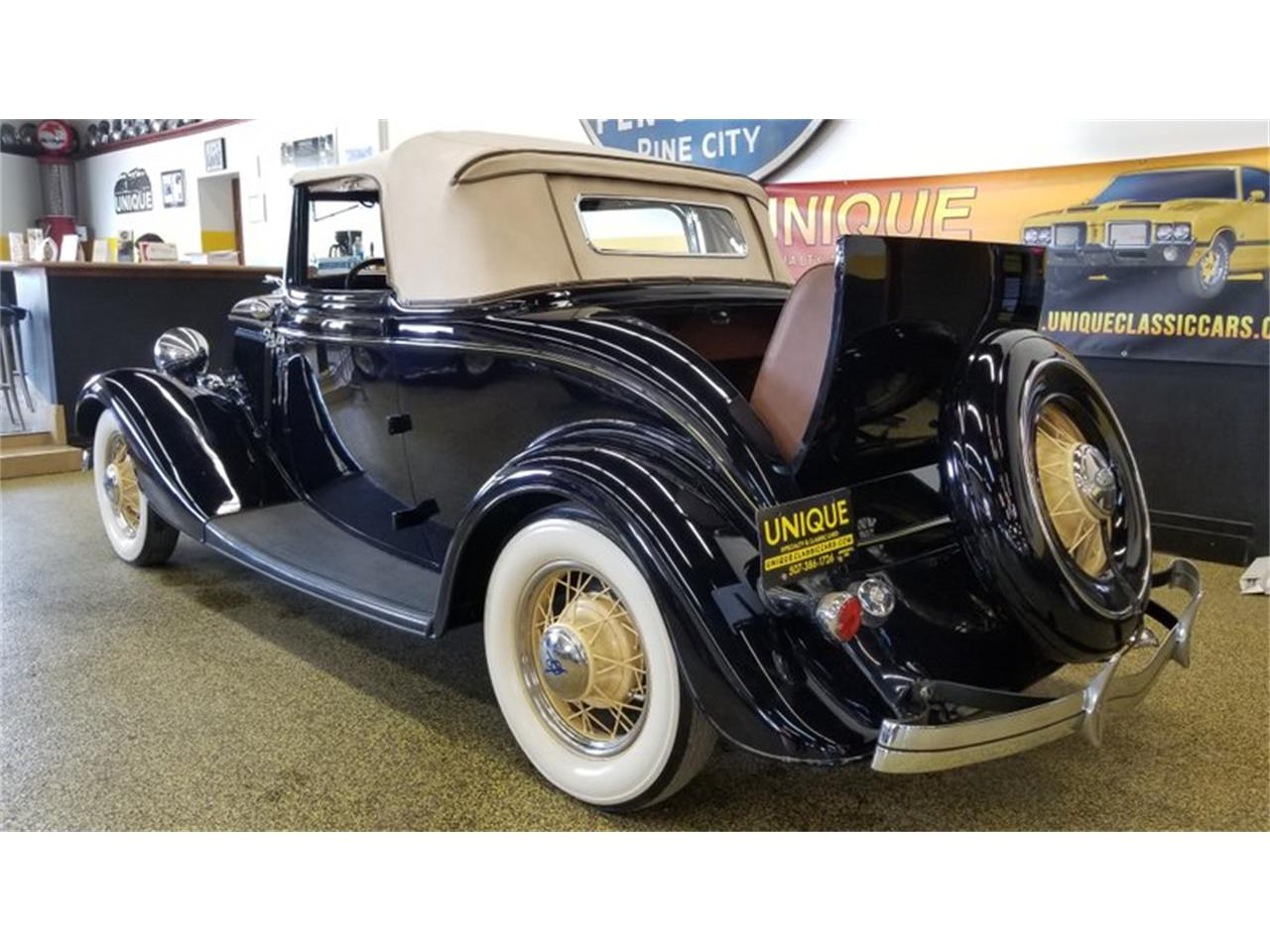 Large Picture of '34 Cabriolet - Q33A