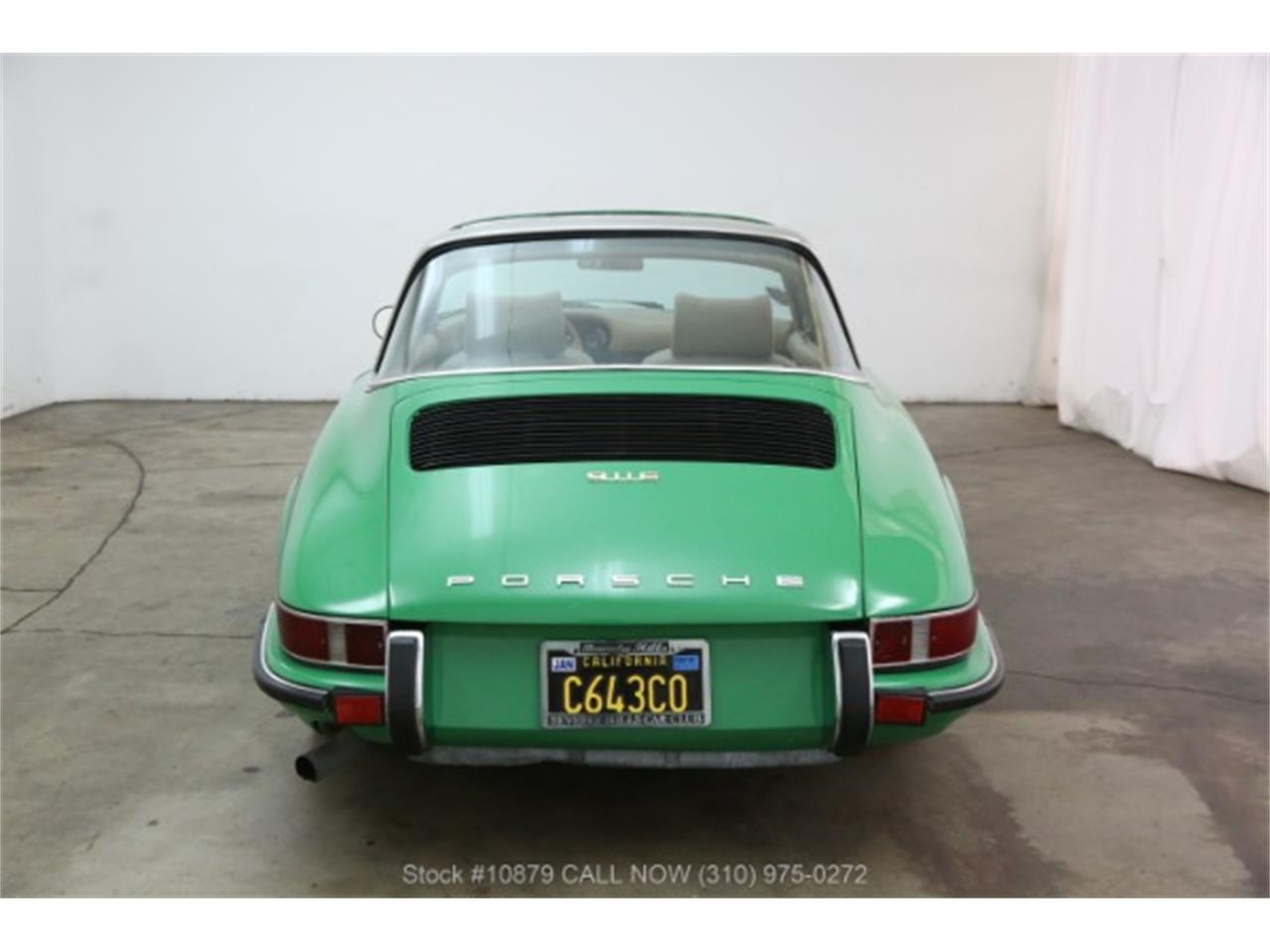 Large Picture of '69 911E - Q33C