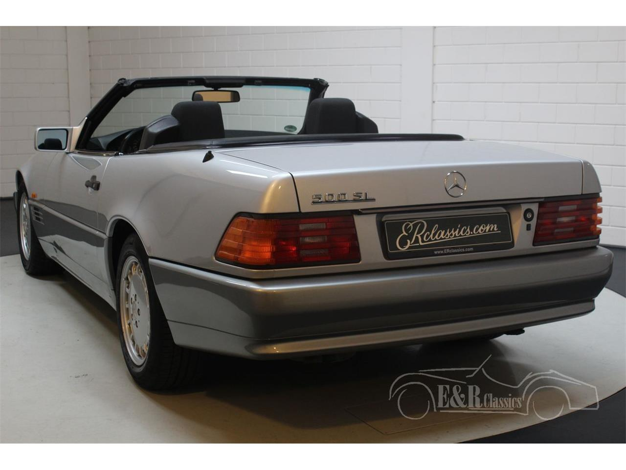 Large Picture of 1991 Mercedes-Benz 500SL located in Waalwijk noord brabant Offered by E & R Classics - Q33D