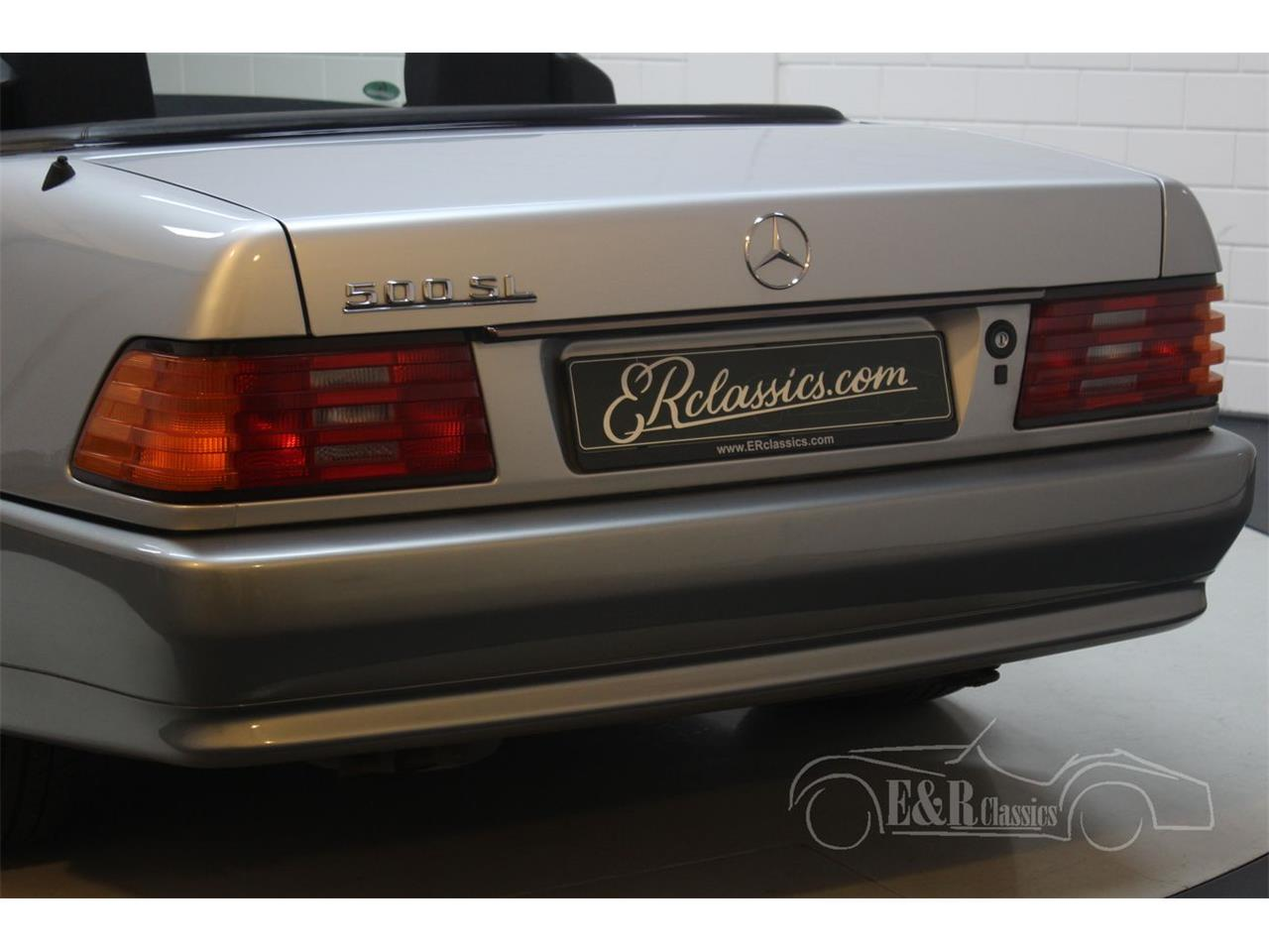 Large Picture of '91 Mercedes-Benz 500SL located in Waalwijk noord brabant - Q33D