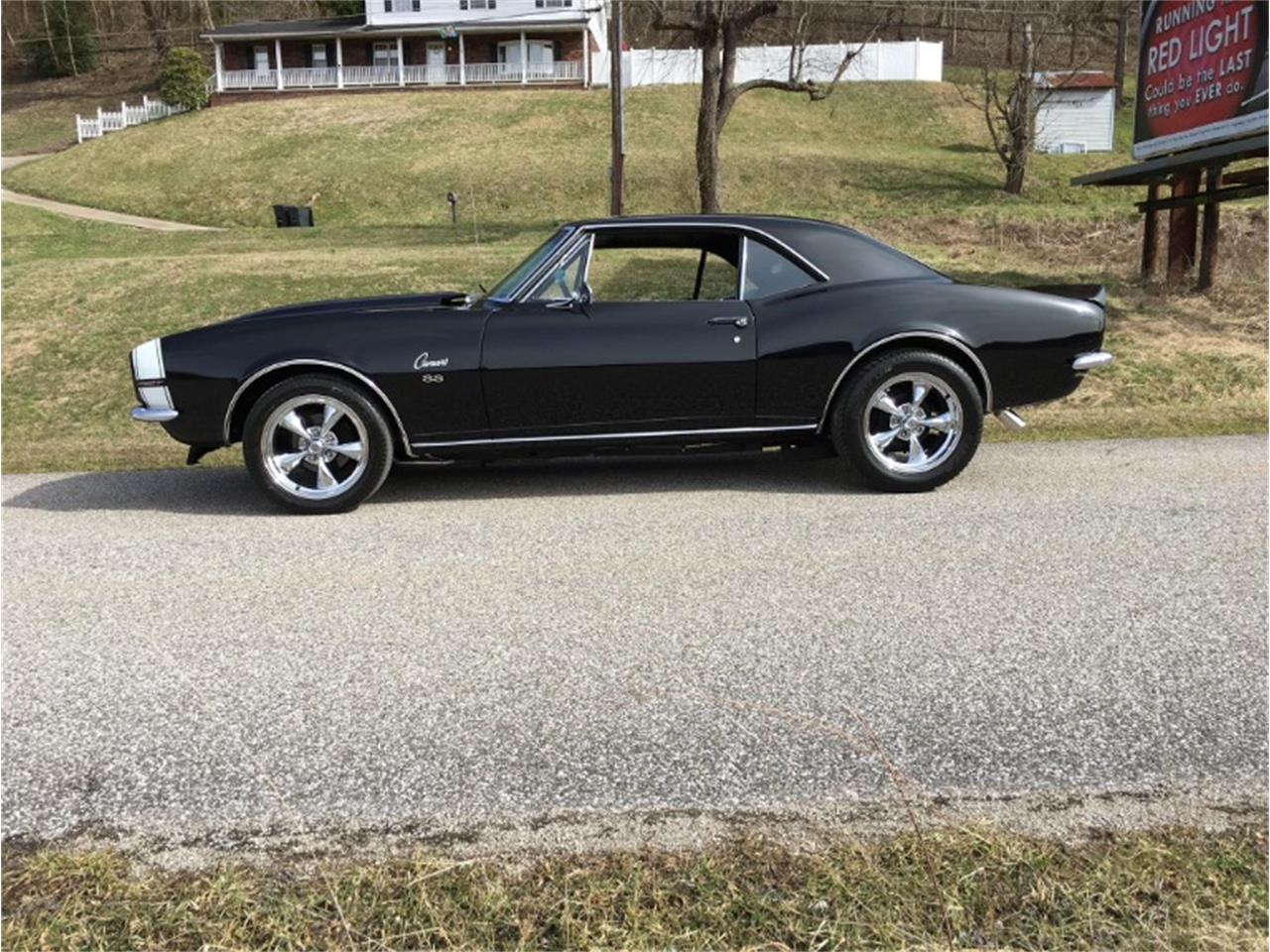 Large Picture of Classic '67 Chevrolet Camaro located in Illinois Offered by North Shore Classics - Q33E