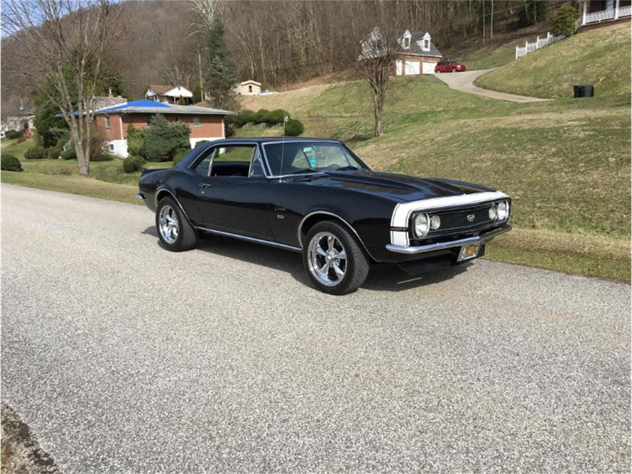 Large Picture of Classic '67 Camaro located in Mundelein Illinois Offered by North Shore Classics - Q33E