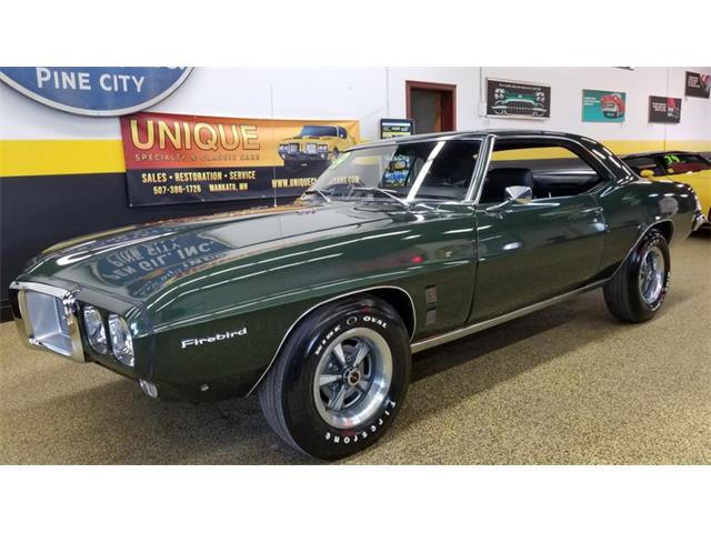 Picture of Classic 1969 Firebird located in Mankato Minnesota Auction Vehicle Offered by  - Q33K
