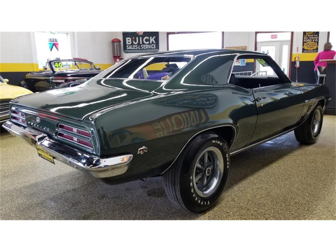 Large Picture of '69 Firebird - Q33K