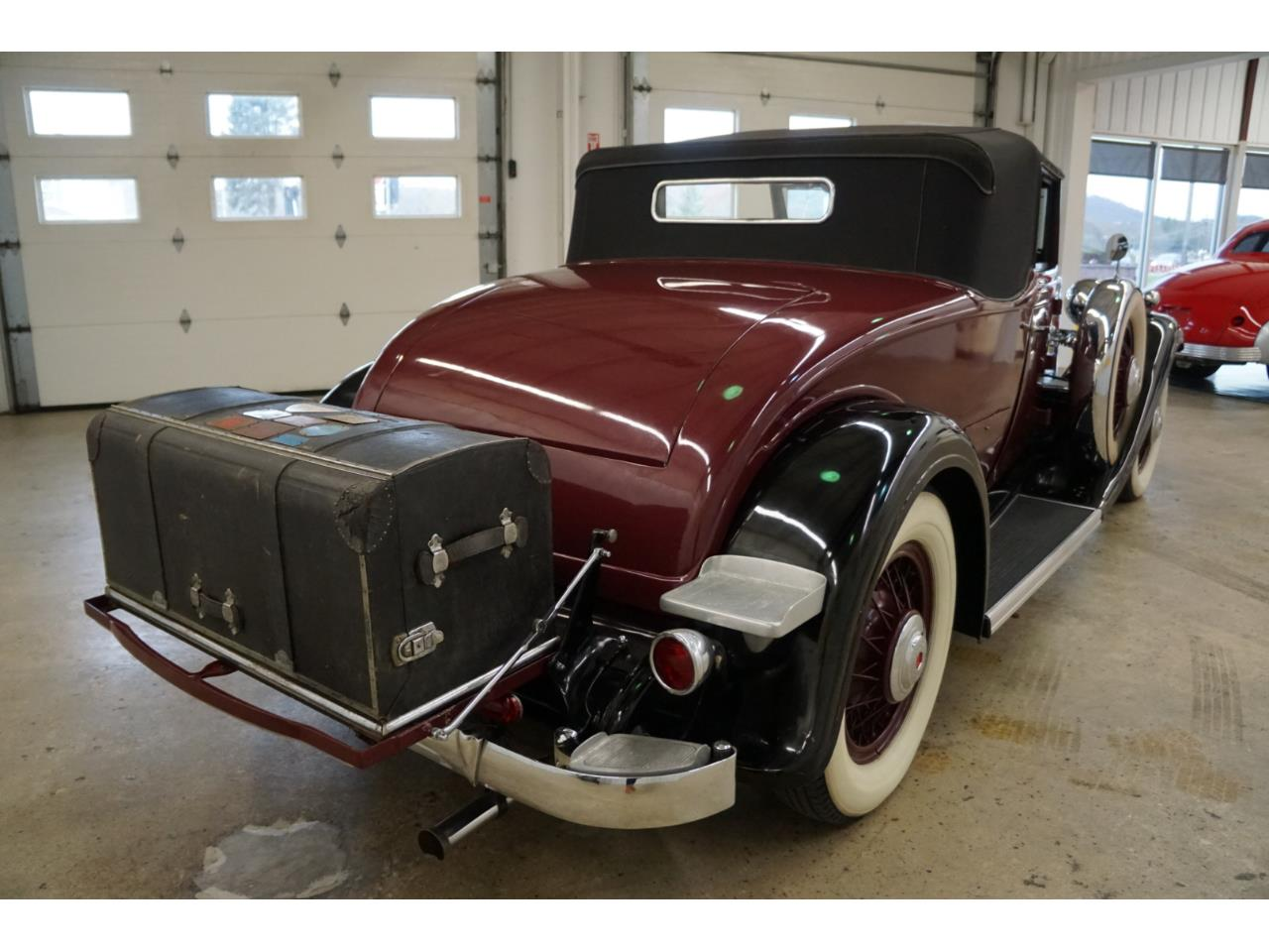 Large Picture of '32 Standard Eight located in Pennsylvania Offered by Hanksters Hot Rods - Q33P