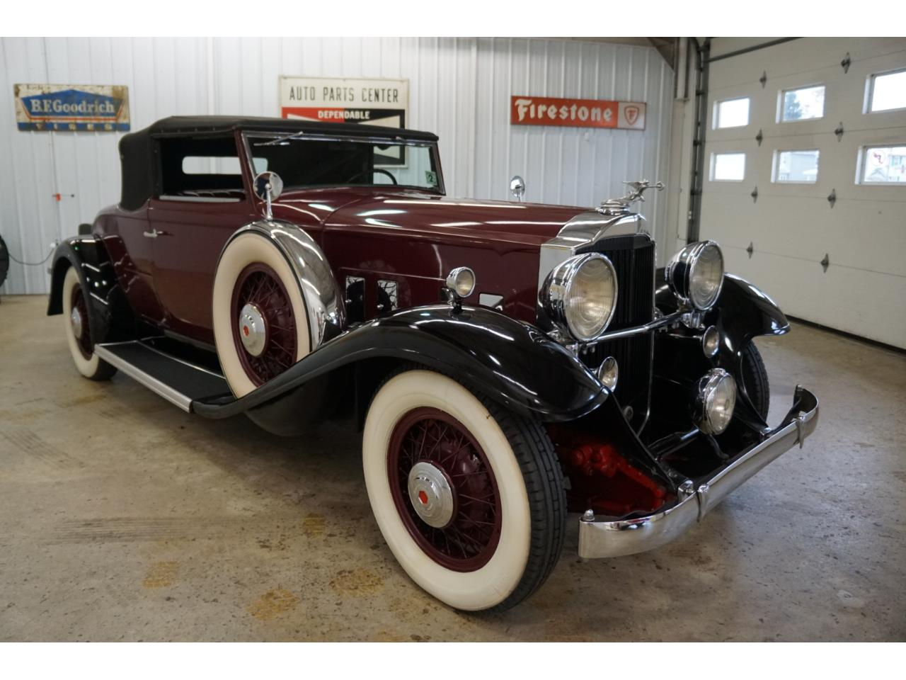 Large Picture of '32 Packard Standard Eight - $89,900.00 Offered by Hanksters Hot Rods - Q33P
