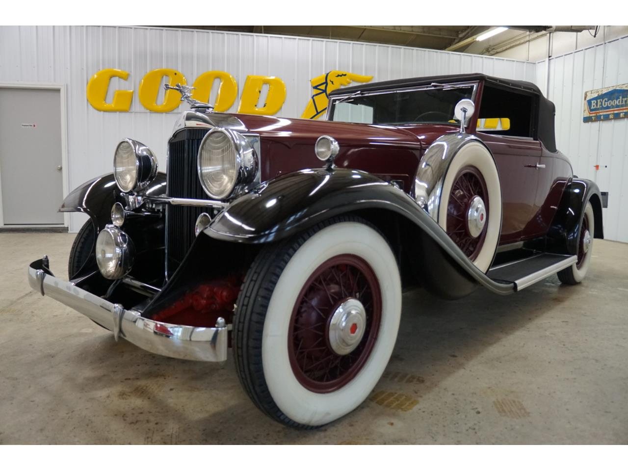 Large Picture of Classic '32 Standard Eight located in Pennsylvania - $89,900.00 Offered by Hanksters Hot Rods - Q33P