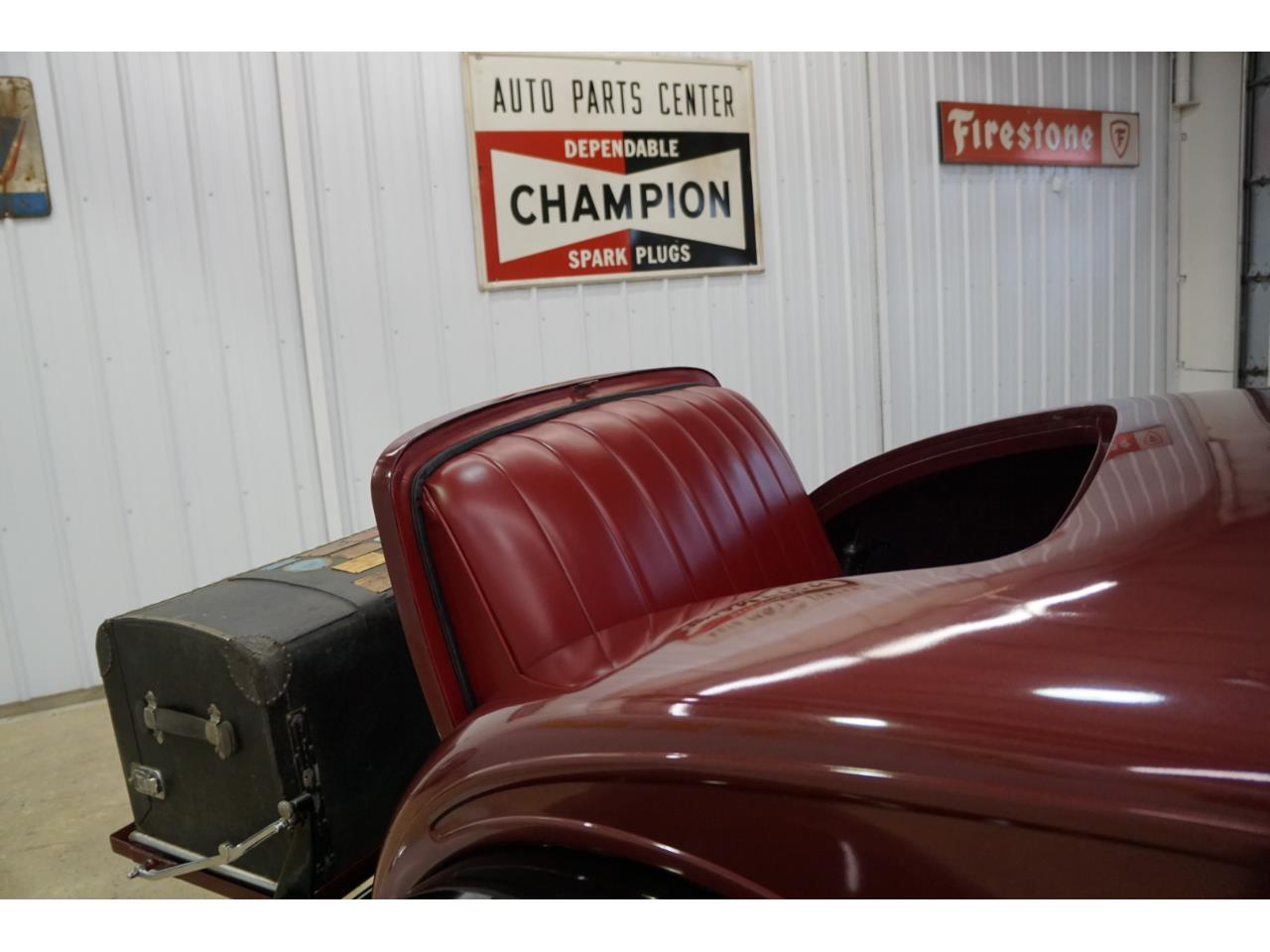 Large Picture of Classic 1932 Packard Standard Eight Offered by Hanksters Hot Rods - Q33P
