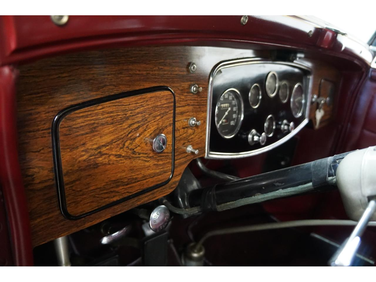 Large Picture of '32 Standard Eight Offered by Hanksters Hot Rods - Q33P