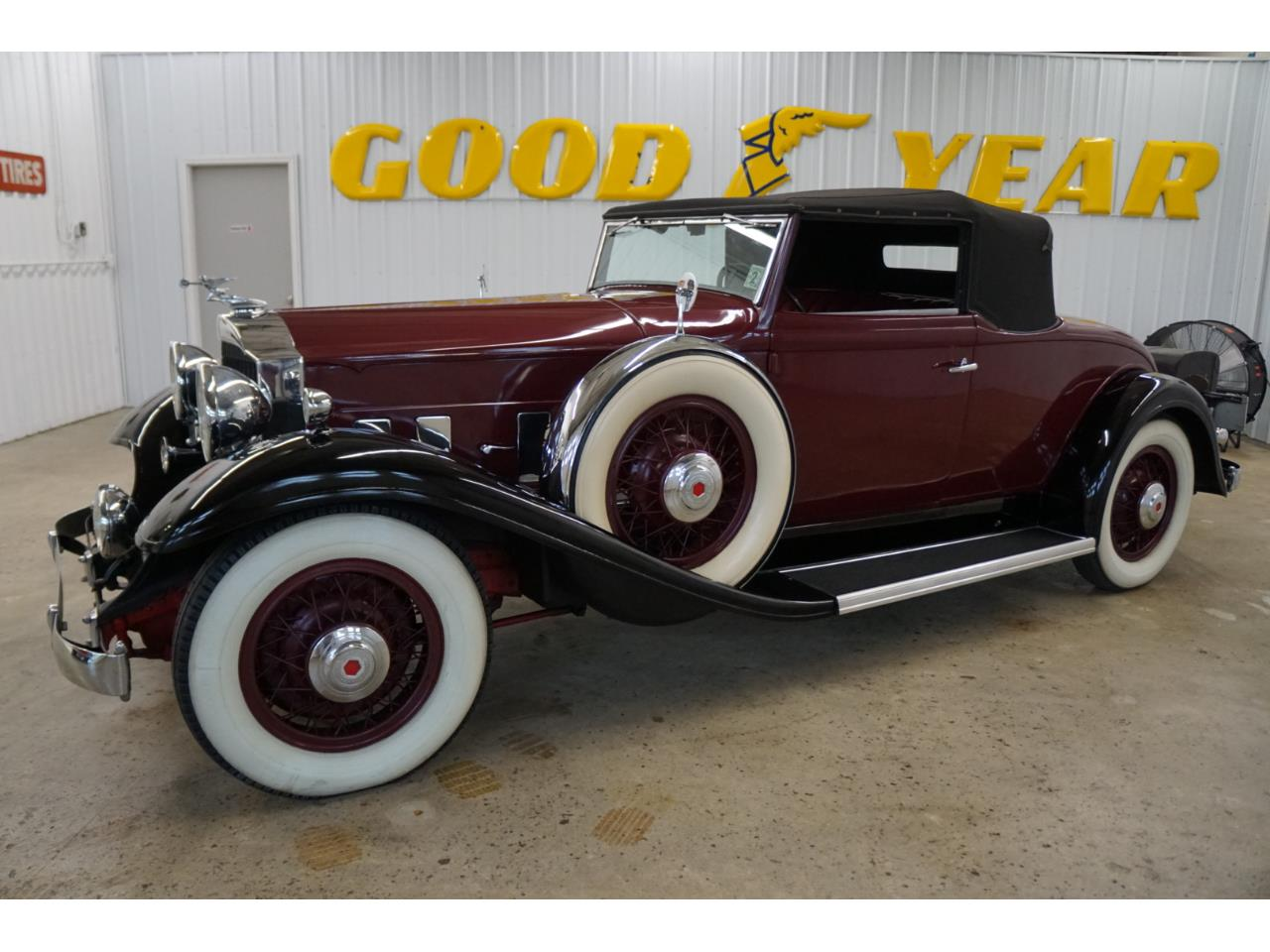 Large Picture of 1932 Standard Eight Offered by Hanksters Hot Rods - Q33P