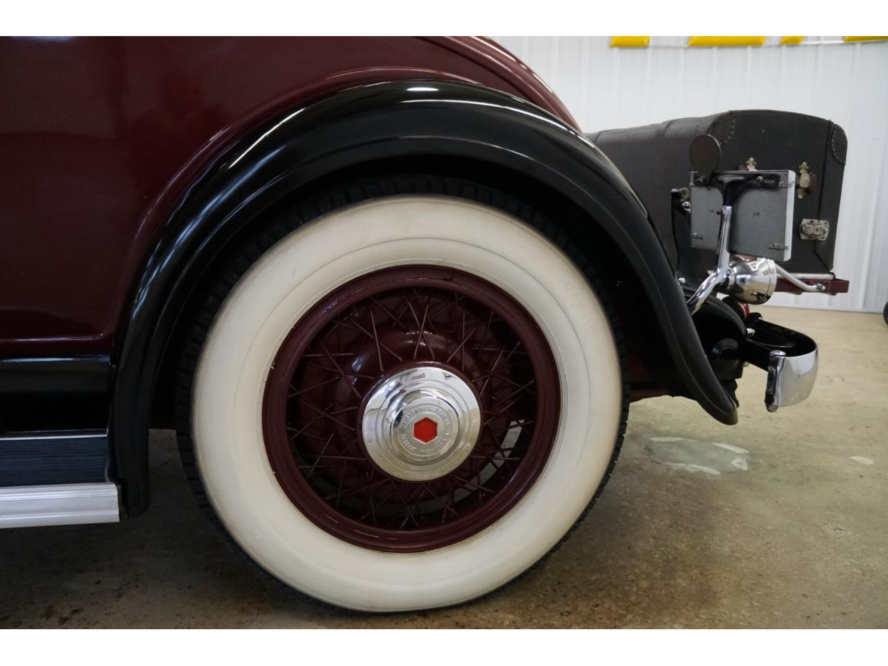 Large Picture of Classic '32 Standard Eight located in Homer City Pennsylvania Offered by Hanksters Hot Rods - Q33P
