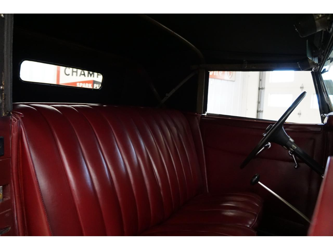 Large Picture of 1932 Packard Standard Eight Offered by Hanksters Hot Rods - Q33P