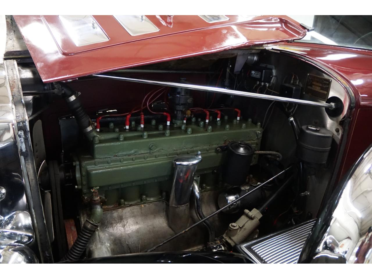 Large Picture of Classic 1932 Packard Standard Eight located in Pennsylvania - $89,900.00 Offered by Hanksters Hot Rods - Q33P